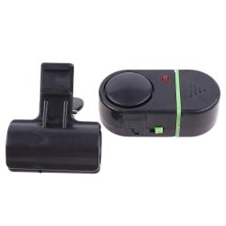 Fishing Alarm Electronic LED Fish Bite Sound Alarm Bell Clip On