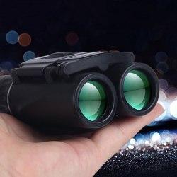 HD 40x22 kikare Professionell jaktteleskop Zoom hög Qu