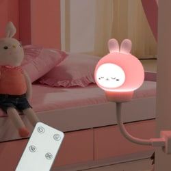Little Night Light Children's Light USB LED Night Light Bear Bun