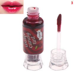 Long Lasting Lip gloss Waterproof Candy Dyeing Lip Tint Liquid  3
