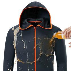 Men Waterproof Fishing Coat Jackets Hydrophobic Windbreakers fo Gray M