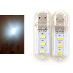 Mini USB LED Night light Camping lamp For Reading Bulb Laptops  1