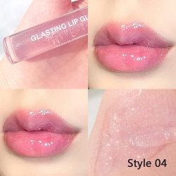 Mirror Water Lip Gloss Lip Glaze Transparent Glass Lip Oil Water