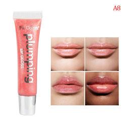 Moisturizing Gloss Plumping Lip Gloss Makeup Glitter Lipstick C A8
