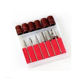 Nail Art Electric Drill File Manicure For Nail Machine Kits Fil
