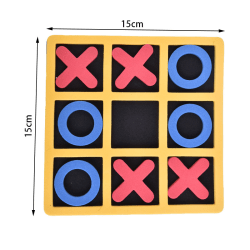 Förälder-barn-interaktion Fritid Brädspel OX Schack Rolig Educ
