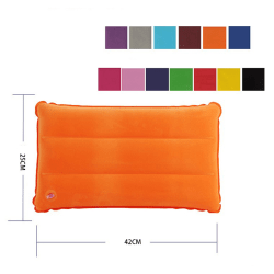 Portable Fold Outdoor Travel Sleep Pillow Camping Tent Inflatab