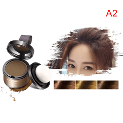Powder Fluffy Fine Hair Makeup Shadow Concealer Root Hair Cover 2#