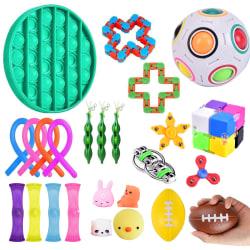 Fidget Toys Set 27PCS suit-4