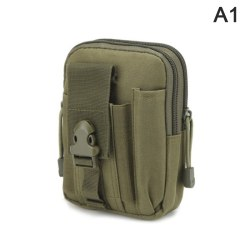 Tactical Molle Pouch Belt Midje Pack Bag Small Pocket Military W.