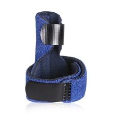 Trigger Finger Fixing Splint Straighten Braces Splint Corrector  Blue