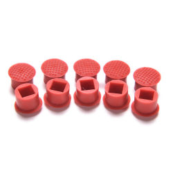 10pcs Rubber Mouse Pointer TrackPoint Red Cap for IBM Thinkpad L