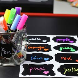 1PC Liquid Chalk Pen Marker for Glass Windows Chalkboard Blackbo Green One Size