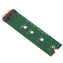 1Pc M.2 NGFF SSD to 18 Pin Extension Adapter Card for UX31 UX21  one size