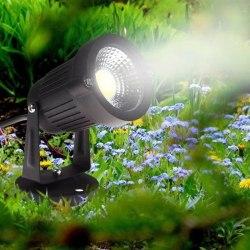 2pcs 3W 5W LED COB Lawn lamps Outdoor lighting IP65 220V waterpr A1