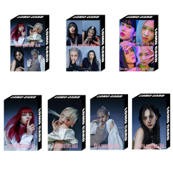 30pcs /Set Kpop Blackpink Photo Cards New Album How You Like Th 5