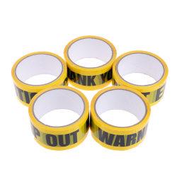 48mm*25m Warning Tape Danger Caution Barrier Remind Work Safety  A1