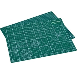 A4 Grid Line Self Healing Cutting Mat Craft Card Fabric Leather