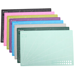 Cutting Mat Pad Patchwork Cut Pad A3 Cutting Board Double-sided  black