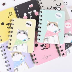 Daily Weekly Planner Spiral Notebook Day Plan Notebook Organizer 7#