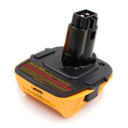 DCA1820 For Dewalt Battery Adapter 20V Tools, to Convert to 18V one size