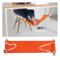 Desk Feet Hängmatta Fotstolsskötselverktyg Office Foot Hammock Mini