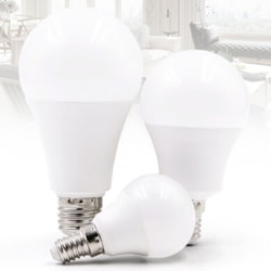 E27 B22  LED Globe Bulb Lamp Light 3W 5W 6W 7W 9W12W15W18W20WCoo 20W White