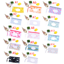 Eco-Friendly Baby Wipes Box Cleaning Wipes Snap Strap Wipe Conta A13