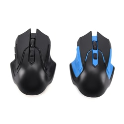 Fashion Optical 3200DPI Wireless Gaming Mouse Professional USB R Blue 12cm*8cm*3cm