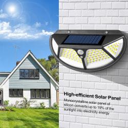 New 102/122  Led Solar Sensor Lights Outdoor IP65 waterroof Sola A