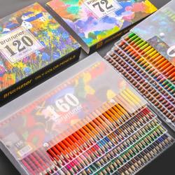 Sketching Painting Oil Pencil Artist Professional Color Pencils  72PCS