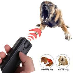 Ultrasonic Anti Bark Control Stop Barking Dog Training Repeller  one size