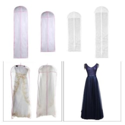 Wedding Bridal Dress Dust Cover Non-woven Home Wardrobe Gown Sto A2