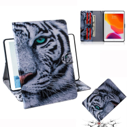 iPad 10.2 (2019)  Smart fodral Tiger Grey