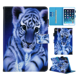 iPad Air/Air 2 Smart Fodral Tiger Grey