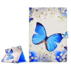 iPad PRO 10.5  Smart fodral Blå Fjäril