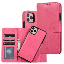 iPhone 11 PRO Plånbok Magnet Rosa Rosa