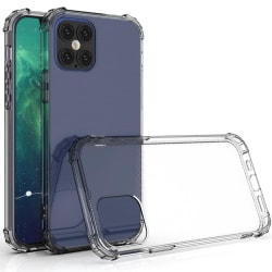 iPhone 12 Pro Max Skal Transparent TPU Transparent