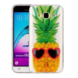 Samsung Galaxy J3/J310 Skal PineApple TPU