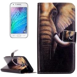 Samsung Galaxy J5/J500 Plånbok Elefant (OBS Passar ej J5 2016 (