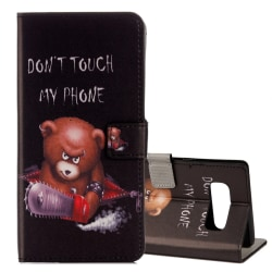 Samsung Note 8 Bear Don´t touch my phone