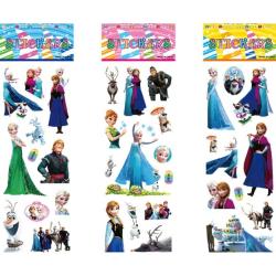 15st Frozen Klistermärken Stickers