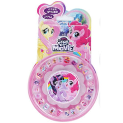 24st My Little Pony nagel klistermärken Nageldekor  Stickers