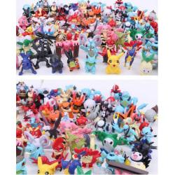 25 st Mycket Fina Söta Pokémon Figurer Pokemon Innehåll Pikachu