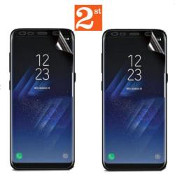 2st Samsung S9  Skärmskydd med böjda kanter