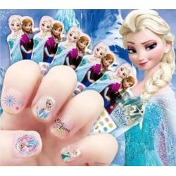 Disney Frost Frozen Nagel Stickers 170st Nagelklistermärken