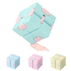 Fidget Toys infinity cube Antistress  Rosa