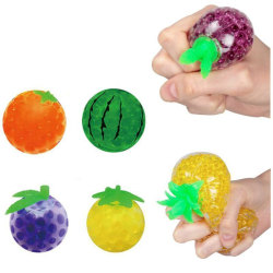 Frukt Anti-stress ball sensoriska fidget leksaker Model 4