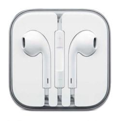 Hörlurar med Mikrofon och Volymkontroll för iPhone iOS & Android