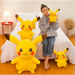 Pokémon Pikachu Gosedjur Plush Plysch Mjukisdjur 35cm